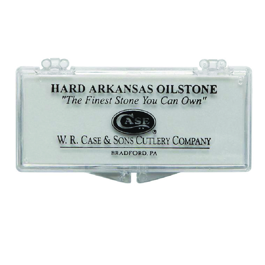 Case #00902 Pocket Soft Arkansas Oilstone