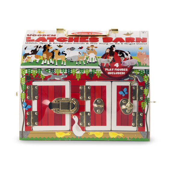 2564 - Melissa & Doug Latches Barn