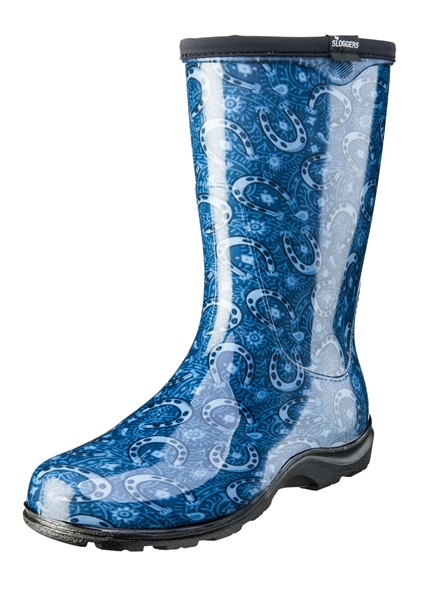 Horseshoe Blue Slogger Boot