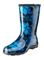Spring Blue Slogger Boot