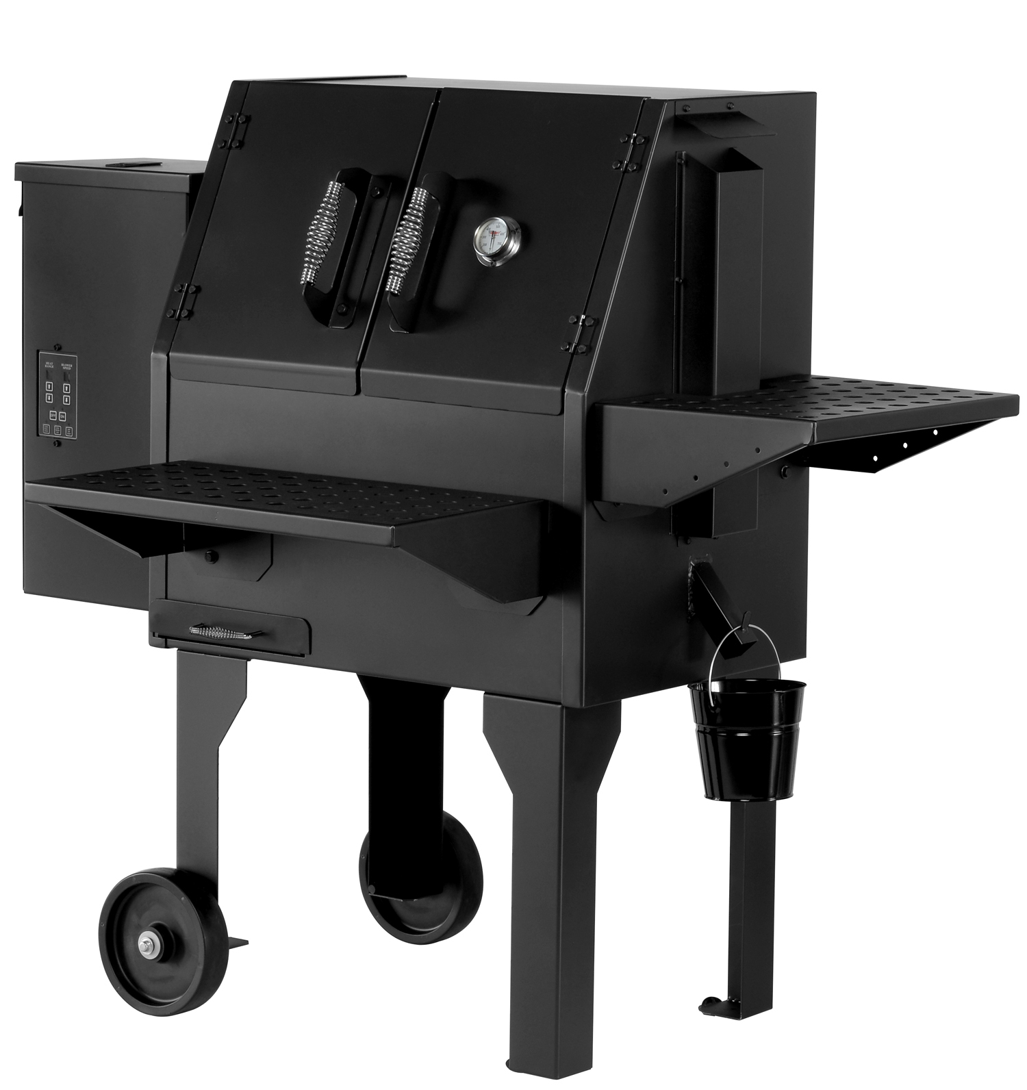 Englander Wood Pellet Grill and Smoker