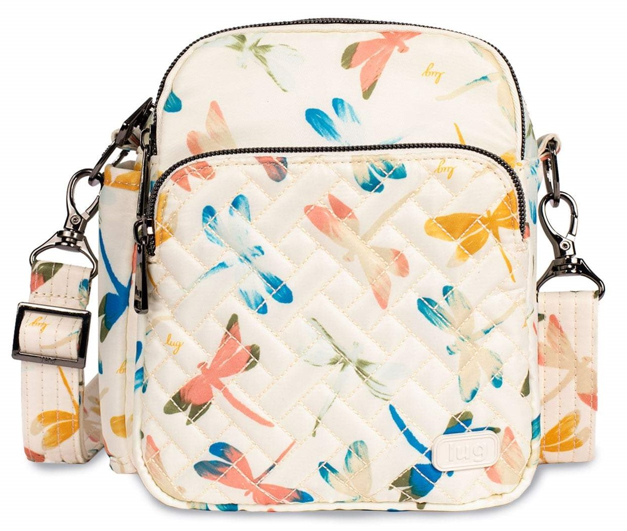 LUG - Can Can 2 - Convertible Crossbody/Belt Bag - Dragonfly
