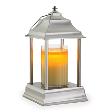 Carriage Candle Warmer Lantern