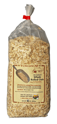 Old Fashioned Whole Rolled Oats