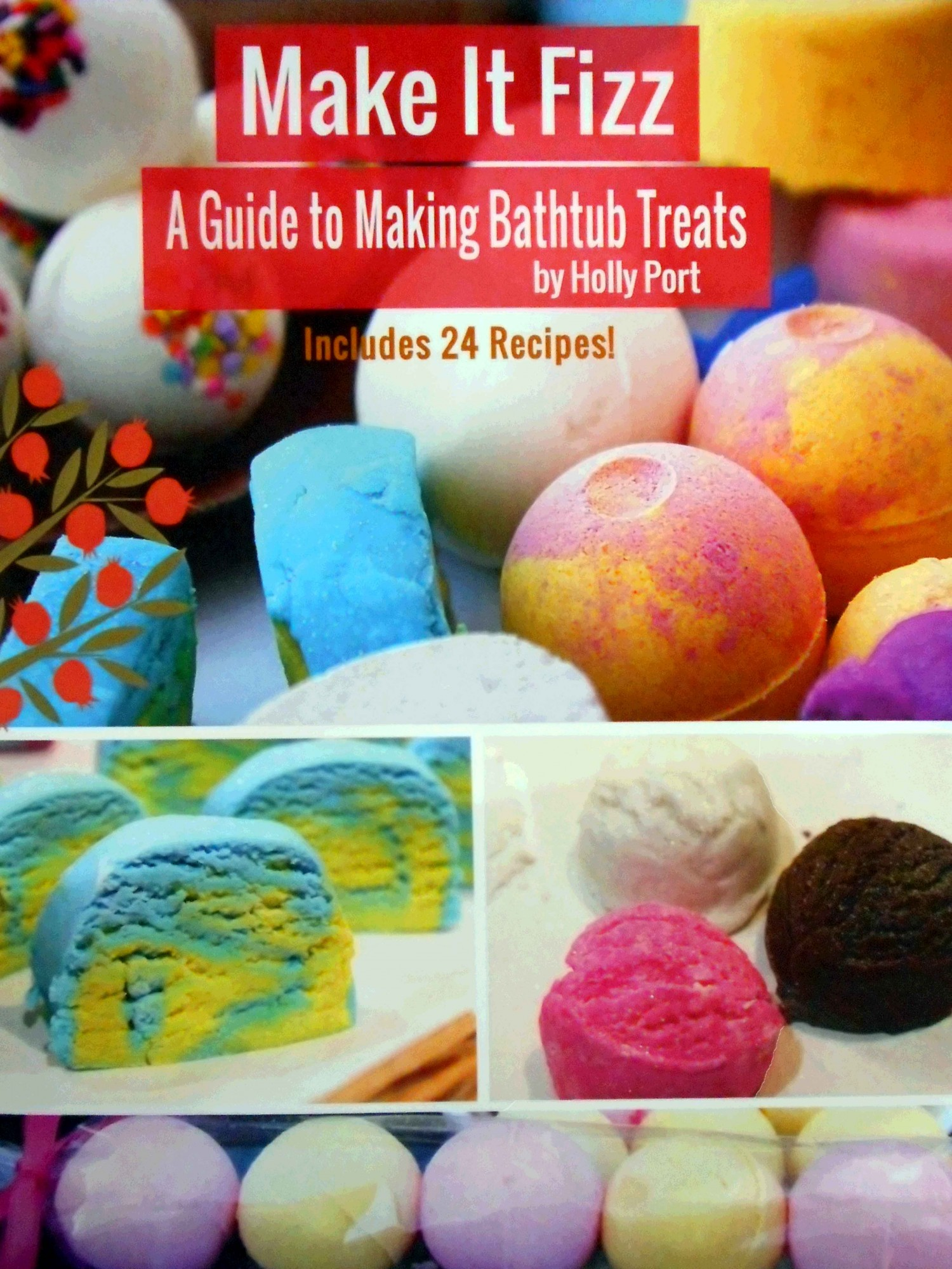 Make it Fizz: A Guide to Making Bathtub Treats