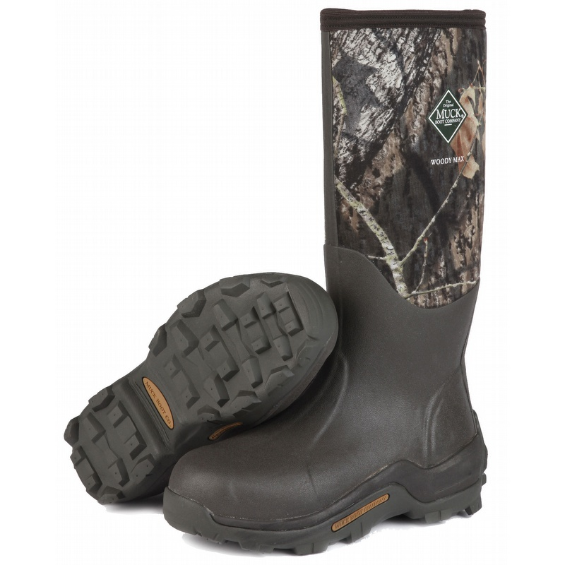 Original Muck Boot Company Woody Max Cold-Conditions Hunting Boot