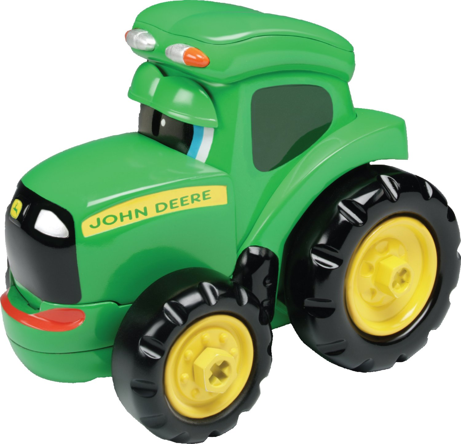 Fix-it-Up Johnny Tractor