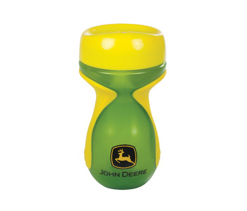 John Deere Gripper Sippy Spill-proof Cup