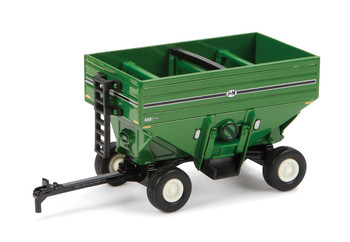 J & M Green Grain Wagon
