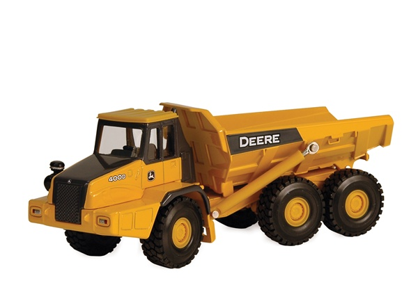 400D Articulated Dump Truck