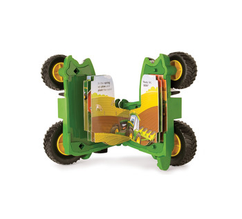 Johnny Tractor and Friends Toy Book