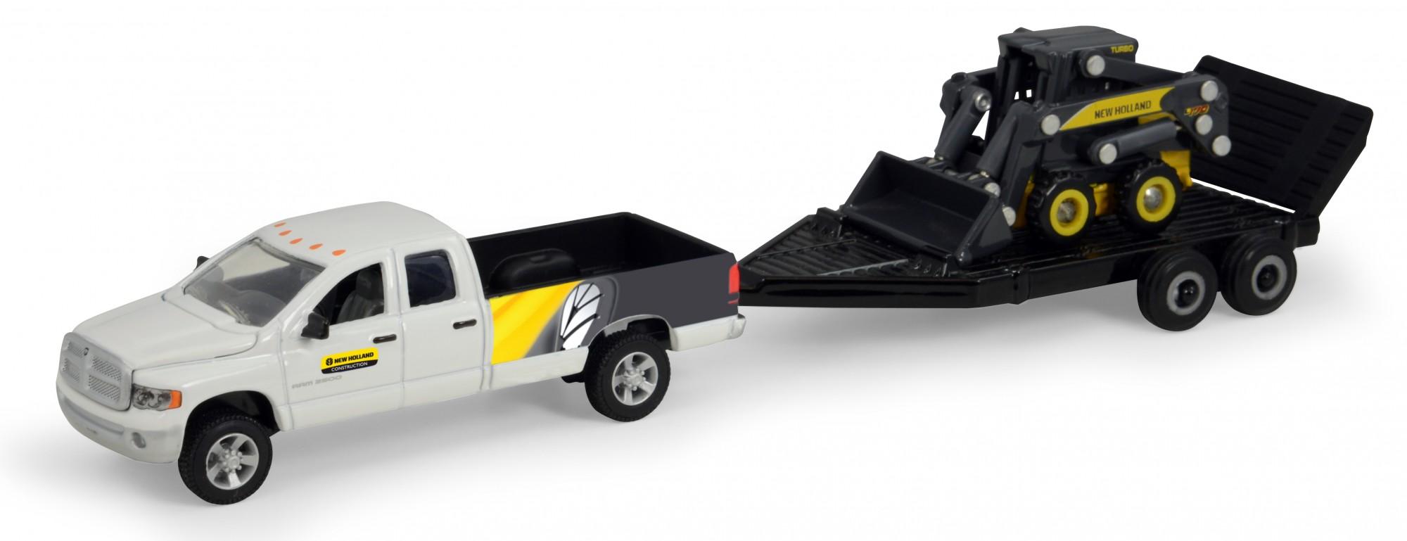 L Loader With Dodge Pickup