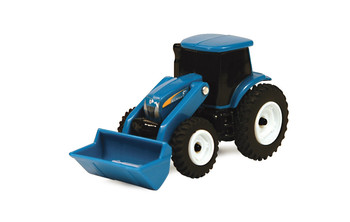 New Holland Tractor with Loader